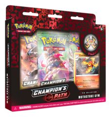 Pokemon TCG: Champion's Path Pin Collection - Motostoke Gym (Wave 1) * LIMIT 2 per Customer