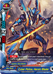 Cyber Police, Heroic Blader - H-EB02/0044 - U - Foil