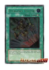 Emergency Teleport - TDGS-EN053 - Ultimate Rare - 1st Edition