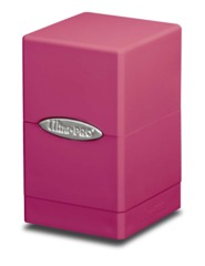 Ultra Pro Satin Tower Deck Box - Pink (#84178)