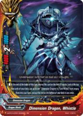 Dimension Dragon, Whistle [S-BT01A-CP01/0006EN RR (FOIL)] English