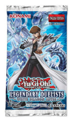 Legendary Duelists: White Dragon Abyss (1st Edition) Booster Pack