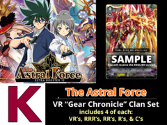 # The Astral Force [V-EB13 ID (K)] VR
