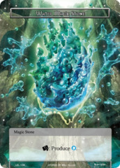 Water Magic Stone [LEL-104 C (Regular)] English