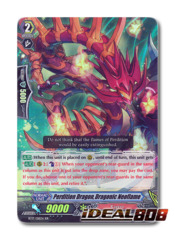 Perdition Dragon, Dragonic Neoflame - BT17/011EN - RR