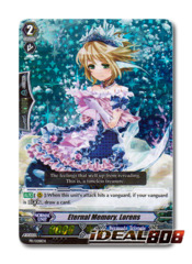 Eternal Memory, Lorens - PR/0218EN - PR (Mermaid Idol Promo)