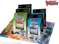 Cardfight Vanguard G-TD11 G-TD12 Variety Pack - Get x2 Divine Knight & x2 Flower Princess Trial Decks + FREE Bonus