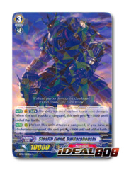 Daishield RR Vanguard English BT13//014EN Dimensional Robo