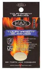 Tournament Titanium Sleeves Large (100ct)