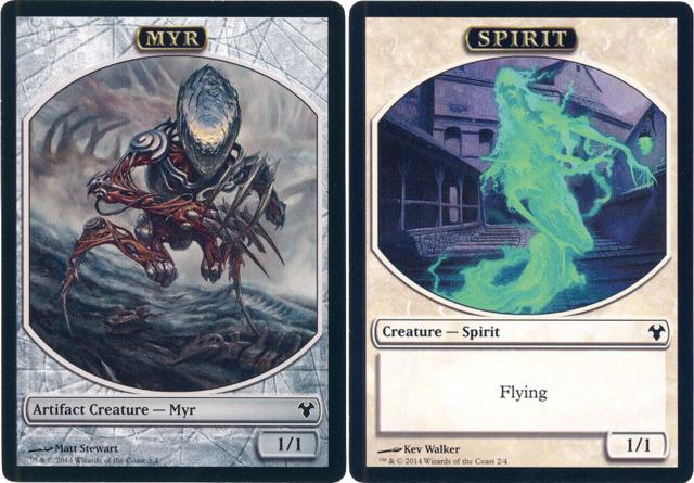 Myr // Spirit Token