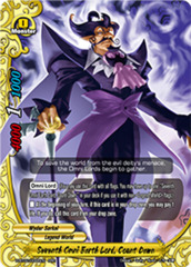 Seventh Omni Earth Lord, Count Dawn - H-BT02/0005EN - RRR