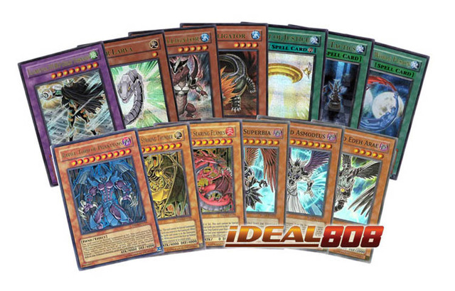 Yugioh Legendary Collection 2 LC02 Promo 13-Card Ultra Rare Set