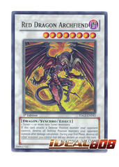 Red Dragon Archfiend - TDGS-EN041 - Ultra Rare - Unlimited Edition