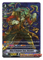 King of Demonic Seas, Basskirk - V-EB02/SV02EN - SVR (Gold Hot Stamp)