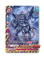 Armorknight Battleborg [H-BT04/0057EN U (FOIL)] English
