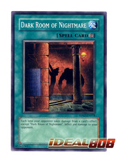 Dark Room of Nightmare - RP02-EN078 - Common - Unlimited Edition