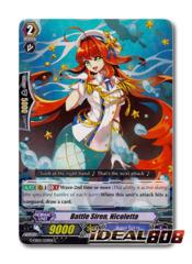 Battle Siren, Nicoletta - G-CB02/029EN - C