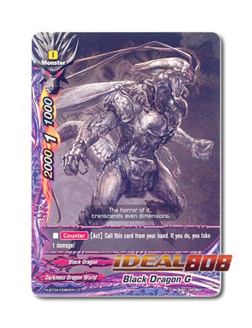 Black Dragon G [H-BT04/0095EN C] English