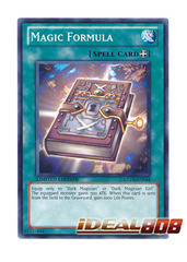 Magic Formula - GLD4-EN044 - Common - Limited Edition