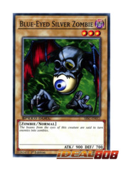Blue-Eyed Silver Zombie - SBSC-EN011 - Common - 1st Edition