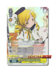 Senior Magical Girl, Mami [MM/W17-E004S SR (FOIL)] English