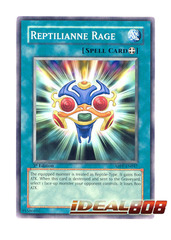 Reptilianne Rage - ABPF-EN047 - Common - 1st Edition