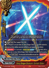 Deity Dragon Duobeam, Gartwin Saber [S-BT04/0069EN Secret (FOIL)] English