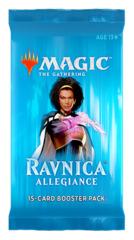 Ravnica Allegiance (RNA) Booster Pack
