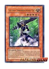 Silent Swordsman LV5 - FET-EN008 - Ultimate Rare - 1st Edition