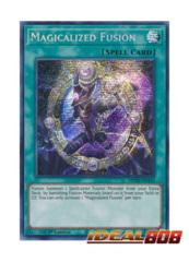 Magicalized Fusion - MP20-EN245 - Prismatic Secret Rare - 1st Edition