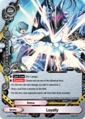 Loyalty [S-BT01A-UB03/0028EN R (Glossy)] English