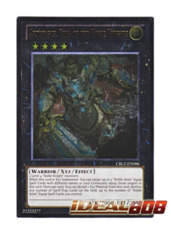 Artorigus, King of the Noble Knights - CBLZ-EN086 - Ultimate Rare - Unlimited Edition