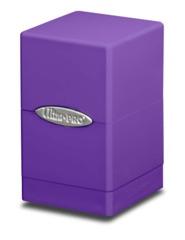 Ultra Pro Satin Tower Deck Box - Purple (#84181)