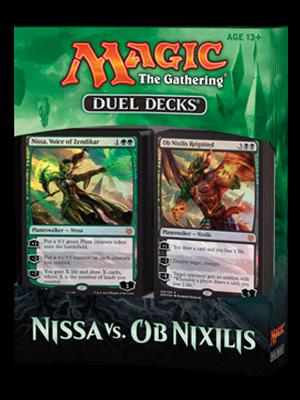 Duel Decks: Nissa vs. Ob Nixilis (NVO)