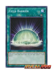 Field Barrier - SDSA-EN031 - Common - 1st Edition