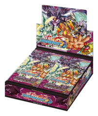 BFE-D-BT03 Annihilate! Great Demonic Dragon!! (English) Future Card Buddyfight Booster Box