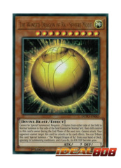 The Winged Dragon of Ra - Sphere Mode - DUPO-EN045 - Ultra Rare - 1st Edition