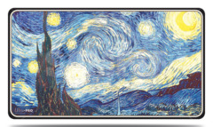 Ultra Pro Fine Art Playmat - Starry Night by Vincent van Gogh (#15162)