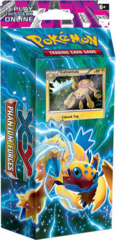 XY Phantom Force - Bolt Twister Theme Deck