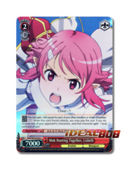 Mob Hunting Together, Lisbeth [SAO/SE23-E14 C (FOIL)] English