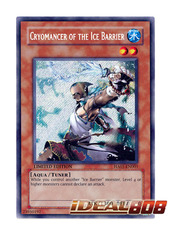 Cryomancer of the Ice Barrier - HA01-EN003 - Secret Rare - Limited
