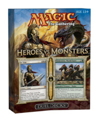 Duel Decks: Heroes vs. Monsters