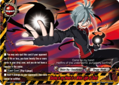 Blazing in my Hands is a White Light of Black [D-BT02A-EB03/0060EN C (FOIL)] English