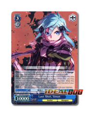 Last Shot, Sinon [SAO/SE23-E24 R (FOIL)] English