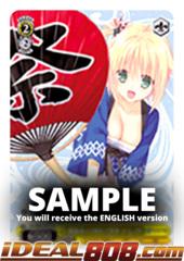 Healthy Outdoorsy Girl, Tomonori [Fkz/W65-E007S SR (FOIL)] English