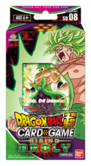 DBS-SD08 ~RISING BROLY~ (English) Dragon Ball Super Starter Deck