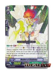 Maiden of Gladiolus - G-TD03/007EN - RRR (Foil ver.)