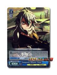 Temporary Alliance, Sinon [SAO/SE23-E21 R (FOIL)] English