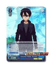Autumn Walk, Kazuto [SAO/SE23-E27 C (FOIL)] English