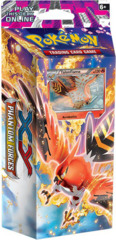 Pokemon XY: Phantom Forces Theme Deck - Burning Winds (TalonFlame)